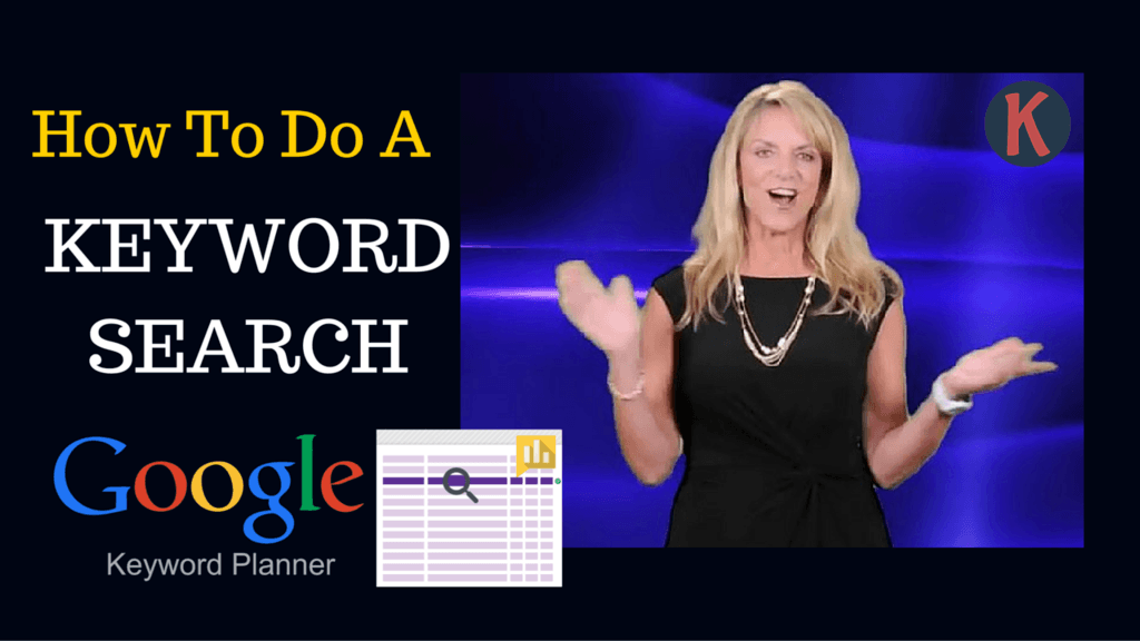 How To Do A Keyword Search Google Keyword Planner