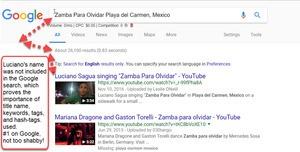 Luciano Google
