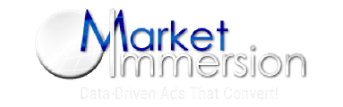 Market Immersion Data Driven Ads That Convert