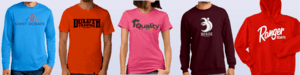 Employee T-shirt Uniforms