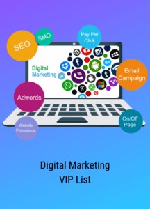 Digital Marketing for VIPs
