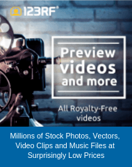 123RF Royalty-free Images