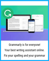Grammarly Spell and Grammar Correcting