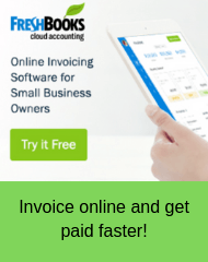 Freshbooks Online Accounting Software