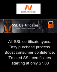 Namecheap SSL Certificates
